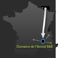 Carte France, Ardeche